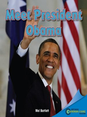 cover image of Meet President Obama